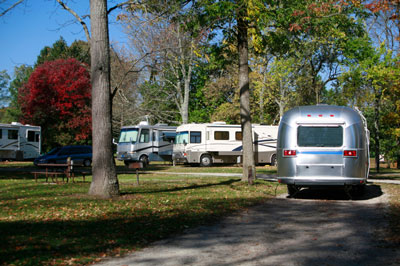 rv campground software